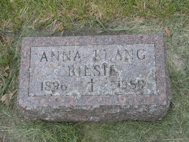 Bilsie Single - 110038, Bilsie, Anna Klang